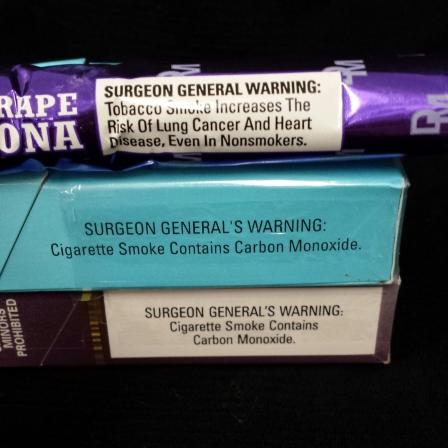 Tobacco warning labels1