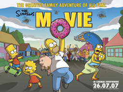 The Simpsons Movie PG-13, 2007, more than 20 tobacco incidents, delivered 586 million tobacco impressions