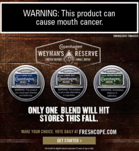 Flavored Tobacco Updates from the Industry